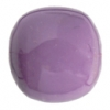"Resin Round Beads 16mm 8"" Strand Purple"